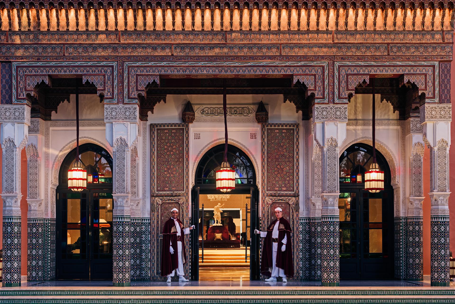 5 Reasons To Love La Mamounia Travel Curator