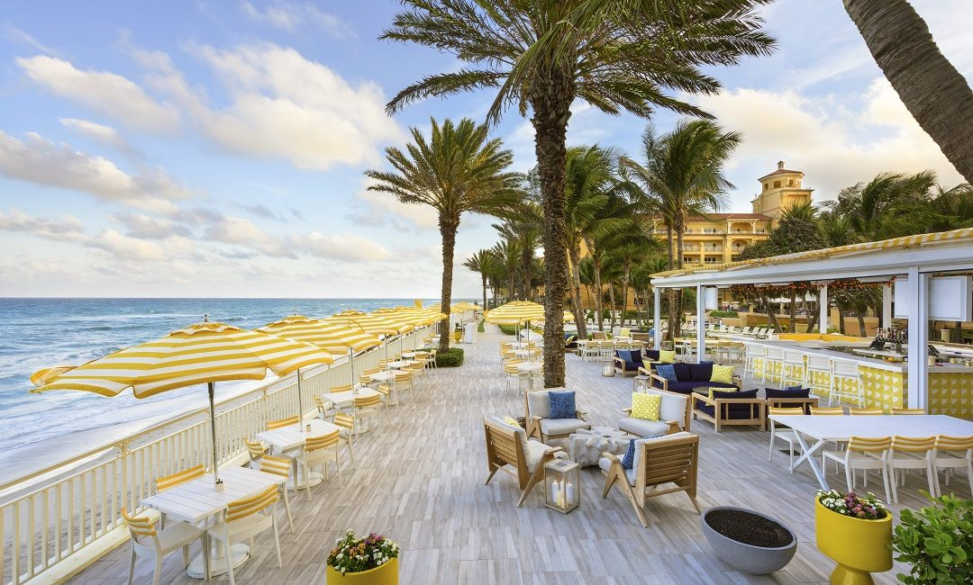 Breeze Ocean Kitchen at Eau Palm Beach