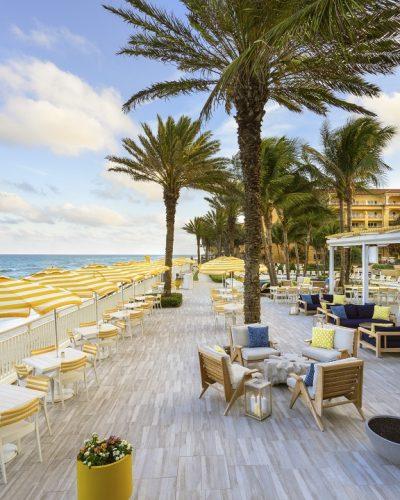 Breeze Ocean Kitchen at Eau Palm Beach