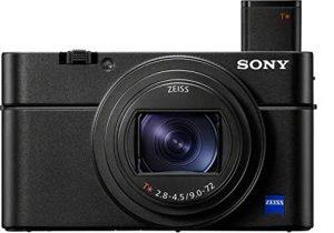 Sony RX 100 VII, travel camera