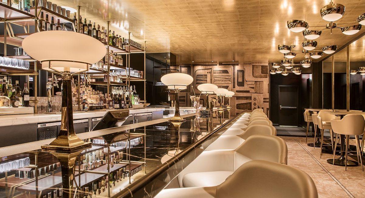 Viceroy Chicago bar