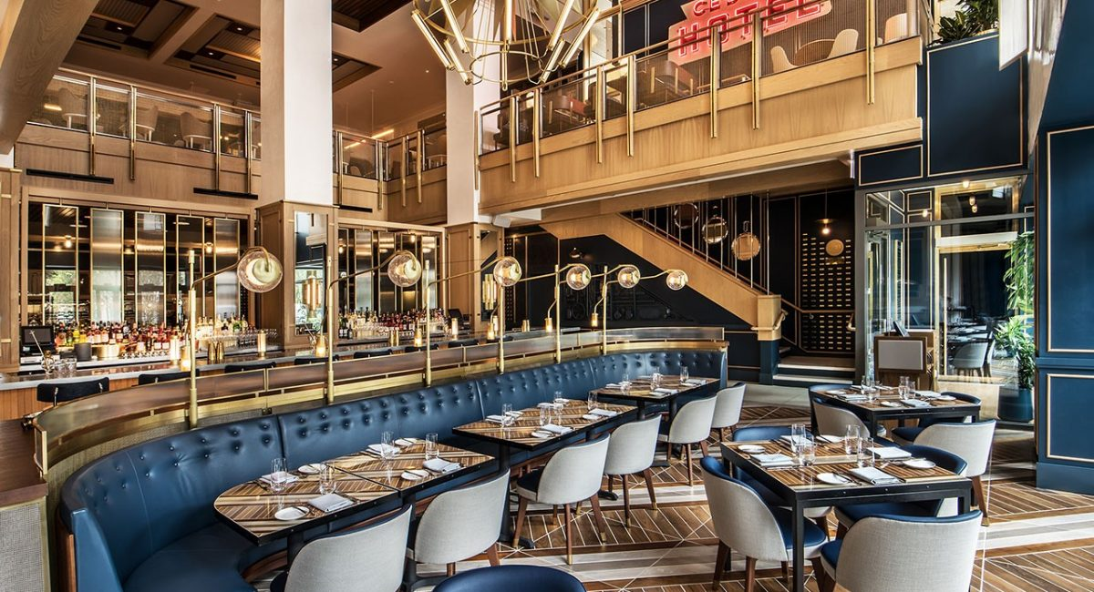 Viceroy Chicago dining