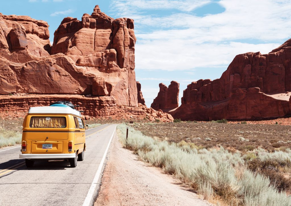 Red Rocks Arizona Route 66