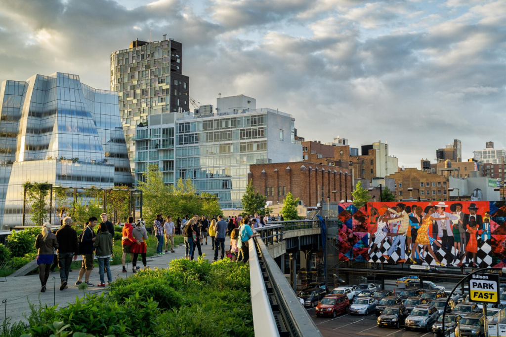 Authentic NYC, The High Line
