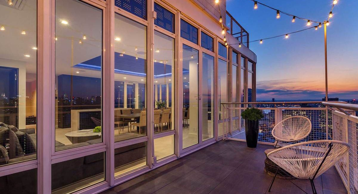 NoMo SoHo penthouse patio