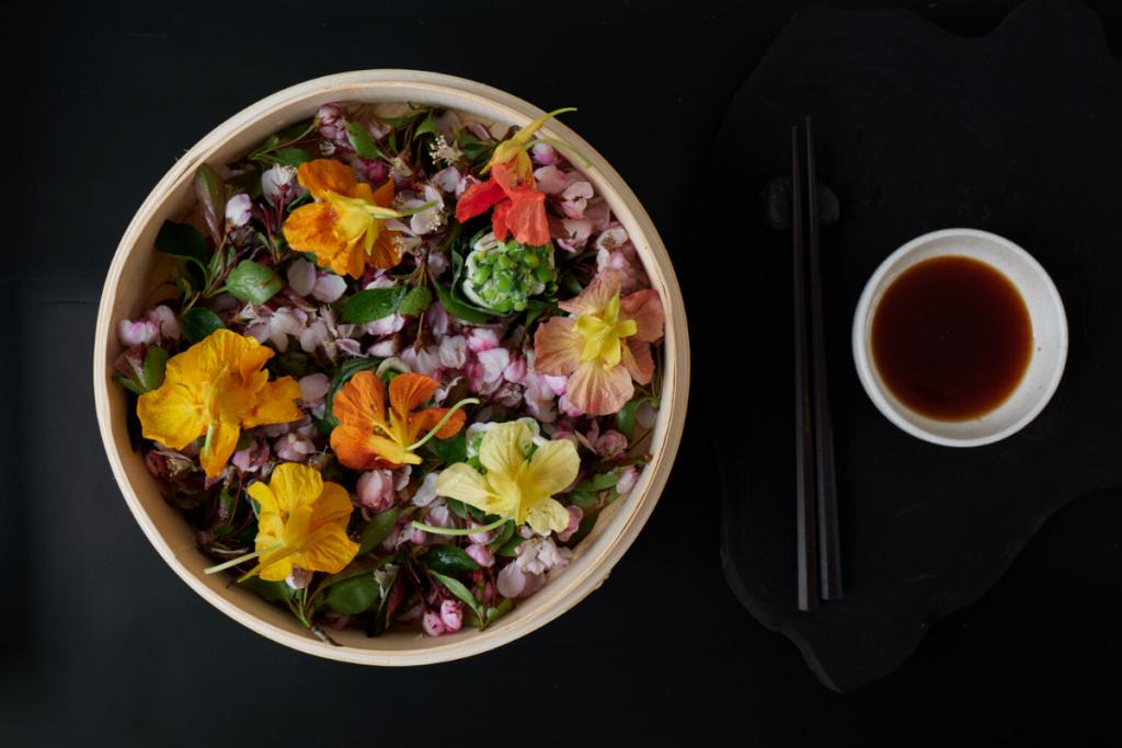 Shou Sugi Ban House Culinary