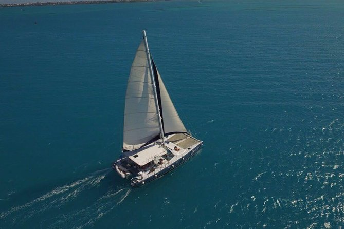 Catamaran rum tour