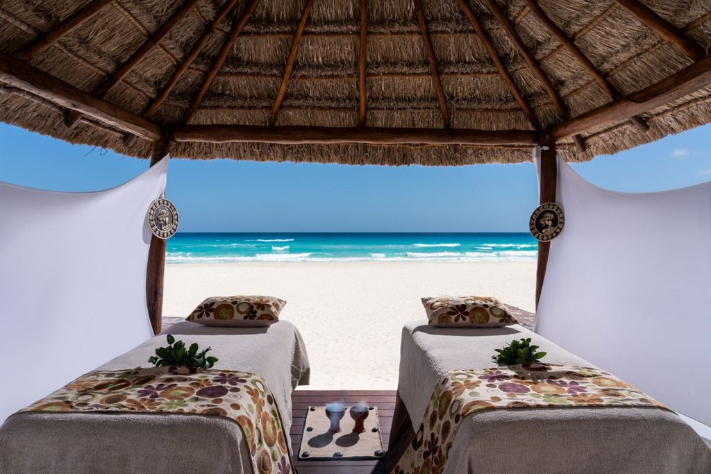 The Ritz- Carlton, Cancun Zac-Xib treatment spa History of Cancun