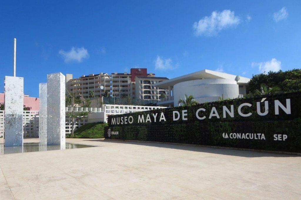 Cancun Mayan Museum History of Cancun