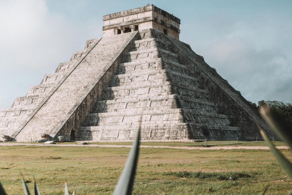 Chichen Itza Marriott History of Cancun