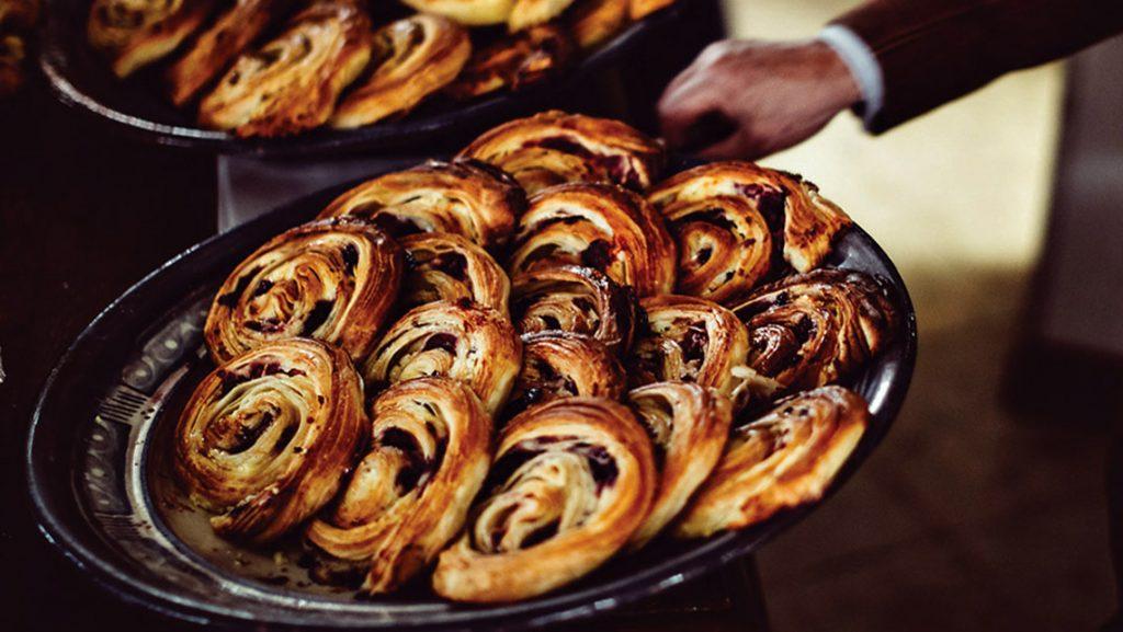 Du Pain et Des Idées Pastries in Paris