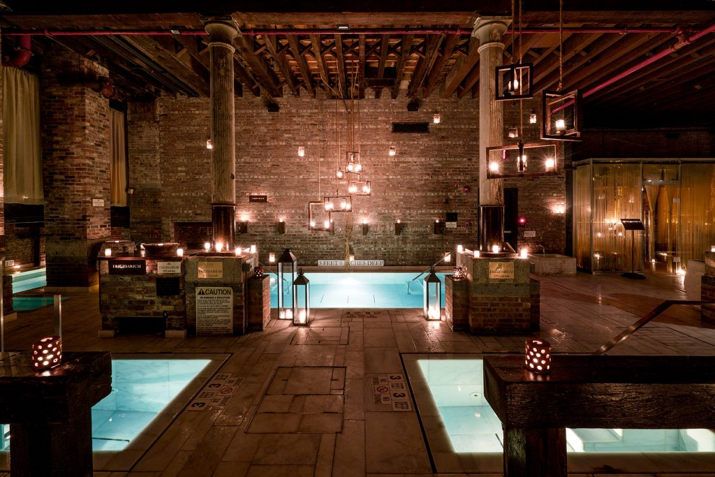 AIRE Ancient Baths cult body spa treatments