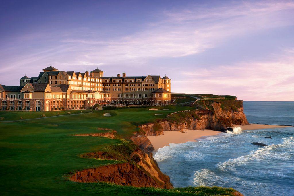 The Ritz-Carlton, Half Moon Bay most romantic hotels in california