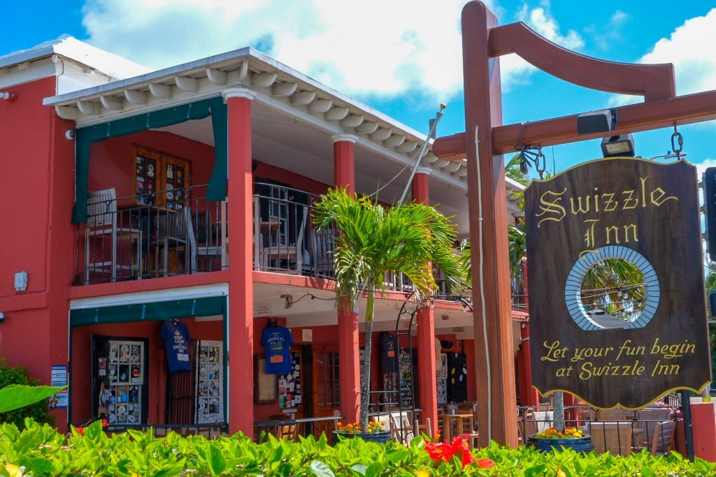 The Swizzle Inn Bermuda
