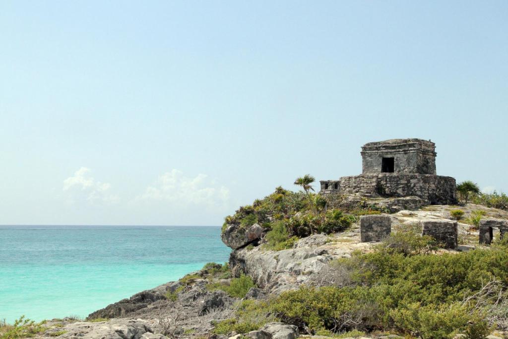 Tulum Ruins Marriott History of Cancun