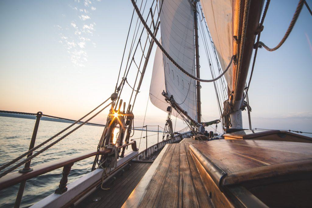Bermuda Rum Tours sailboat