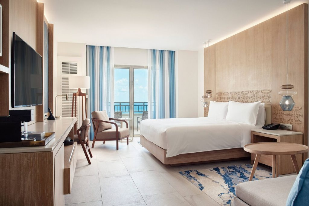 JW Marriott Cancun Resort & Spa suite
