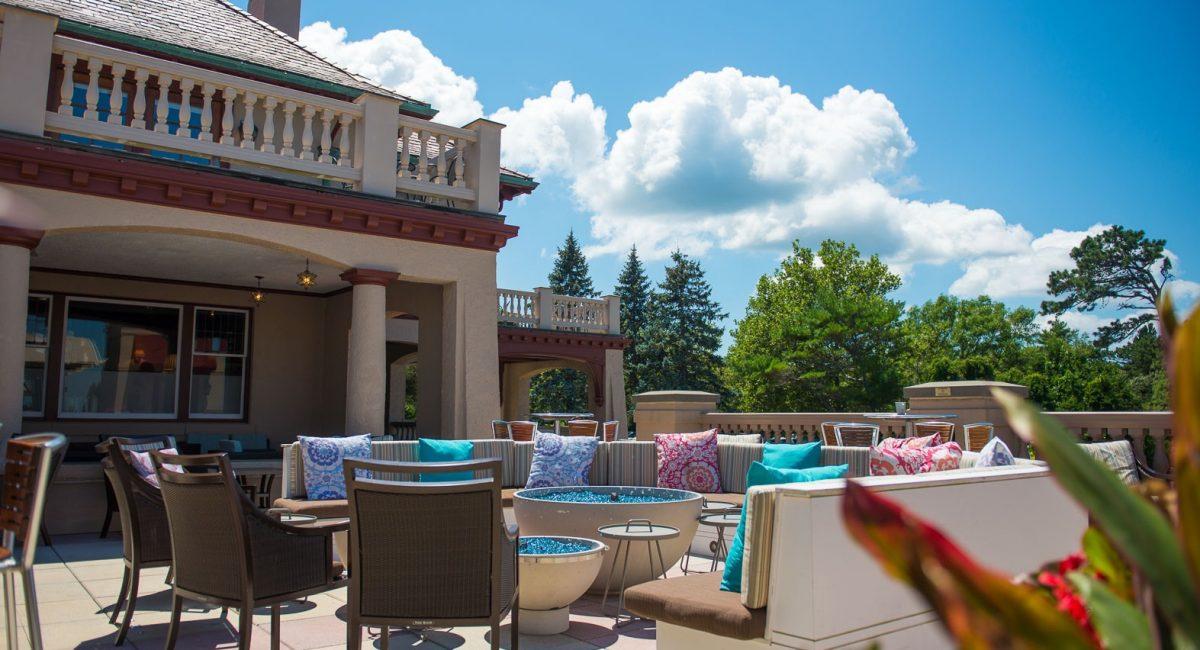 Ocean Edge Resort & Golf Club Ocean Terrace