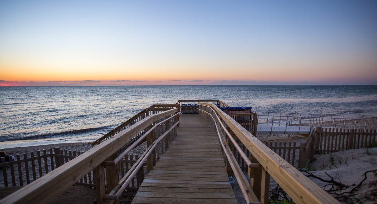 Ocean Edge Resort & Golf Club private beach