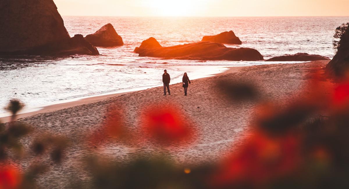 most romantic hotels in california
