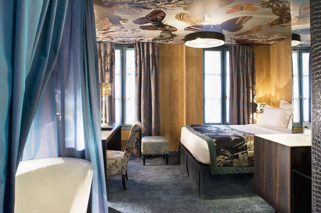 Hotel Le Bellechasse, Paris by Christian Lacroix