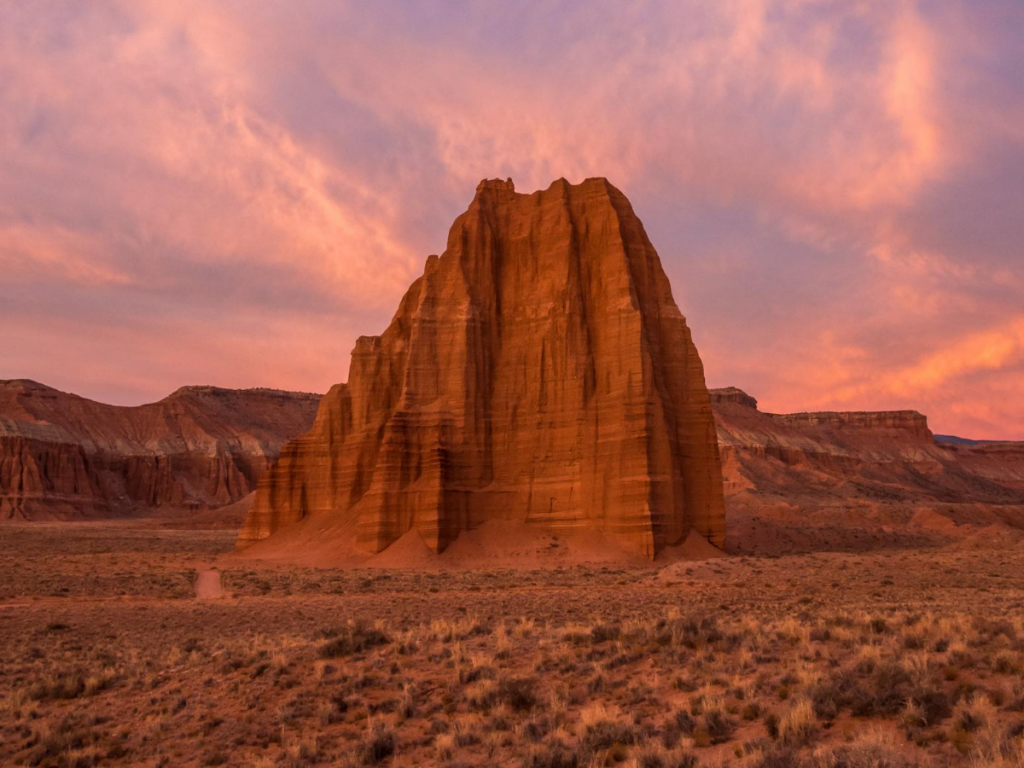 capitol reef national park top us national parks