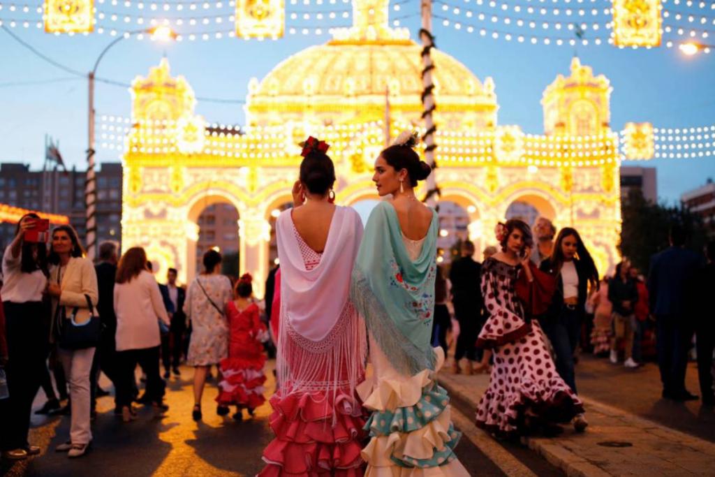 Feria de Sevilla, Seville festivals in spain