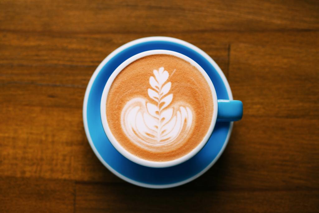 home barista cappuccino