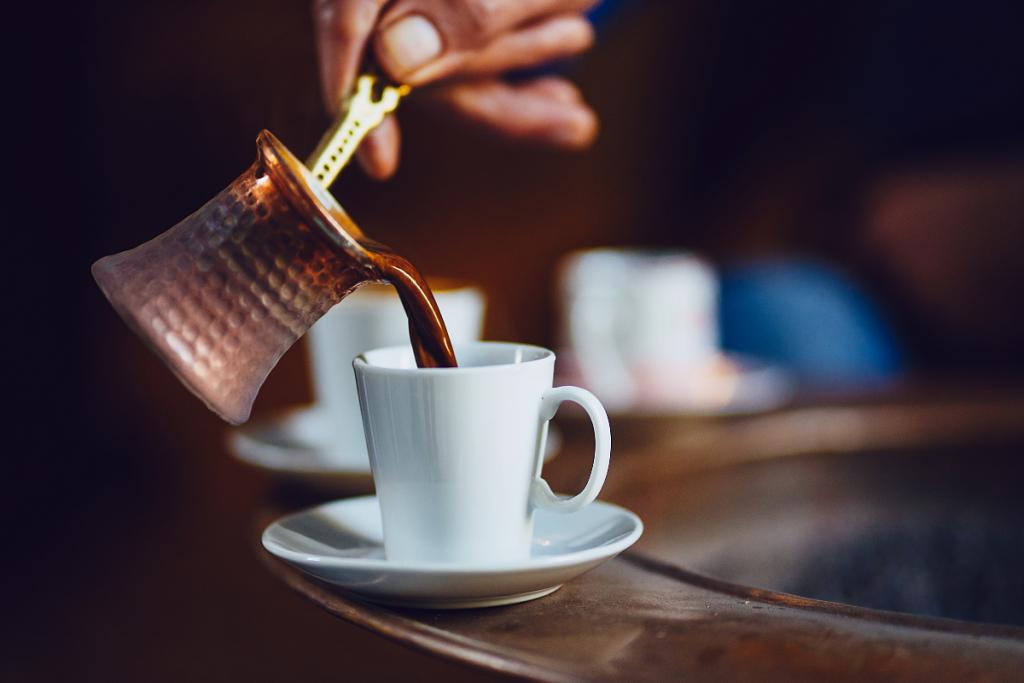 turkish coffeee
