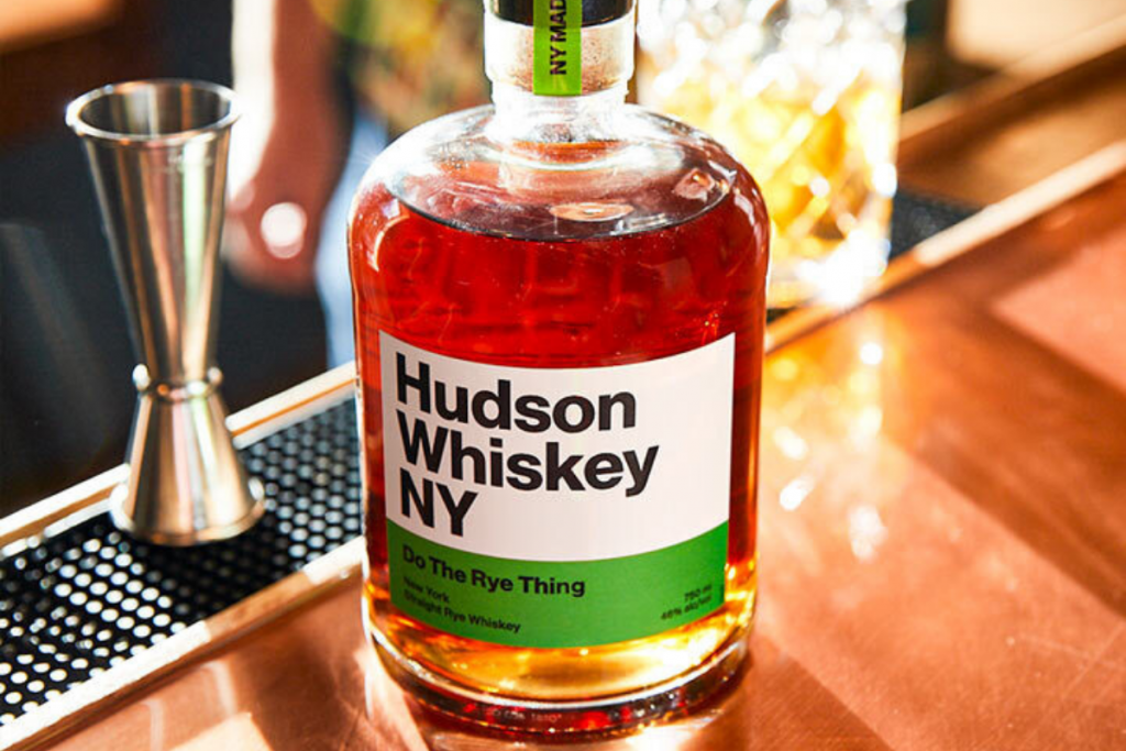 hudson whiskey hudson valley itinerary