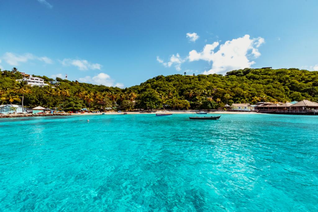 mustique island private islands