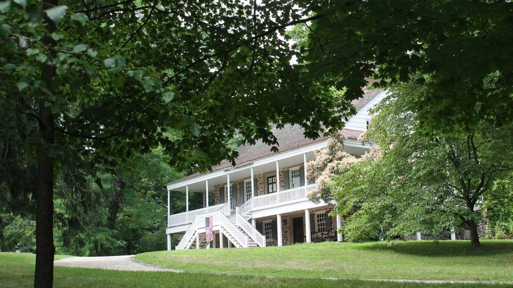 van cordtlandt manor hudson valley itinerary