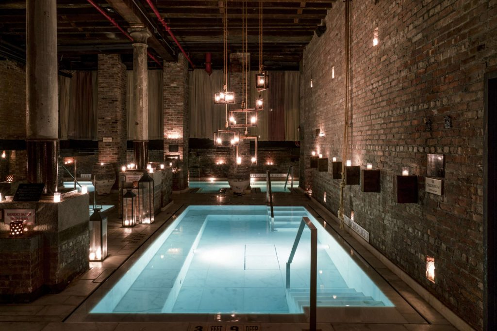 new york city travel guide aire ancient baths
