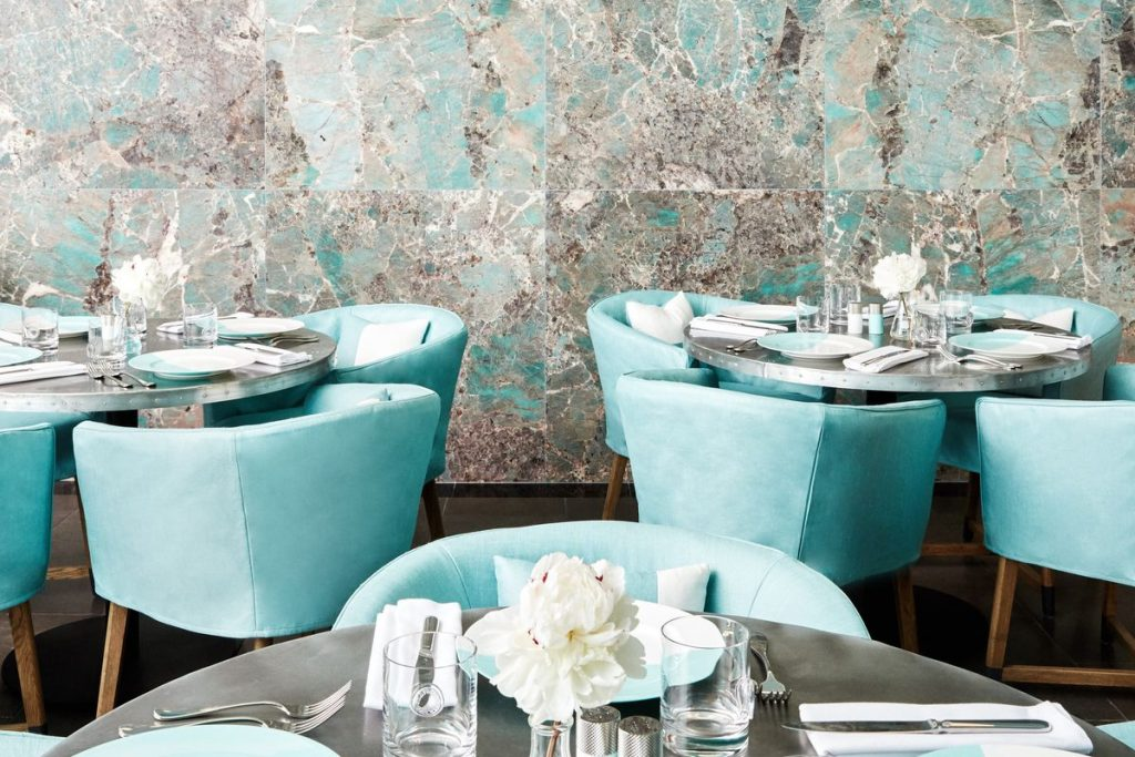 new york city travel guide the blue box cafe breakfast at tiffany