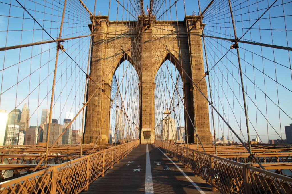 new york city travel guide brooklyn bridge