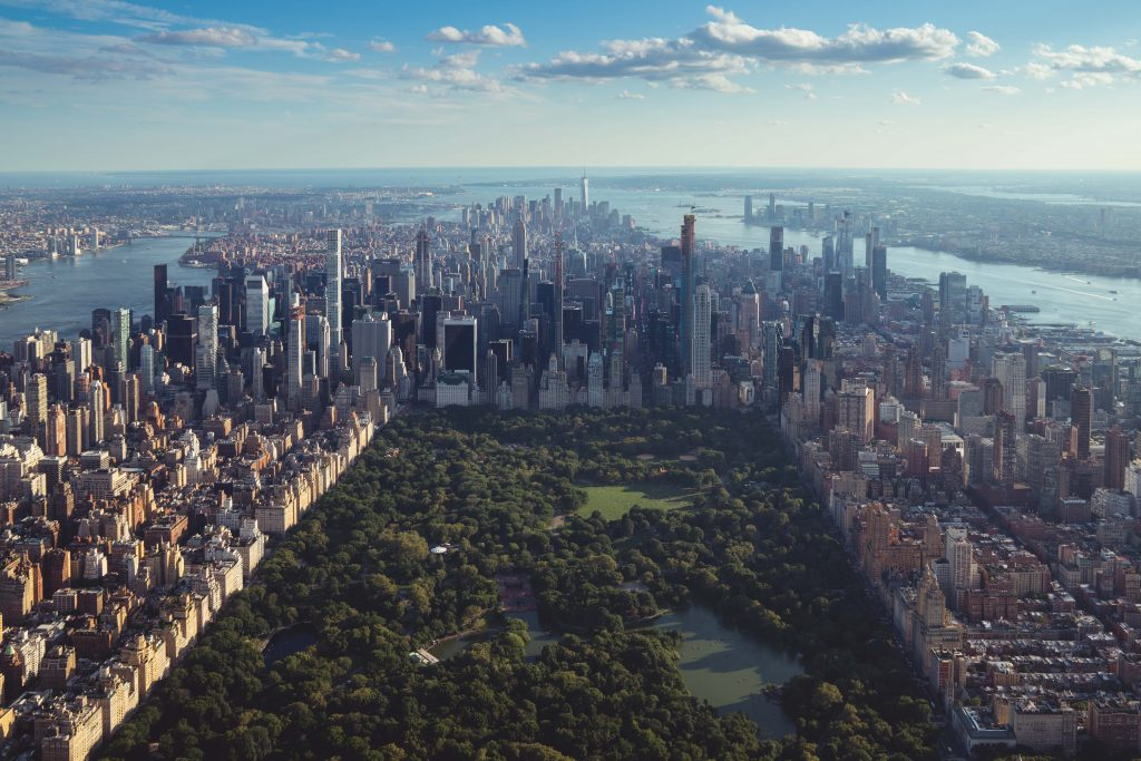new york city travel guide central park