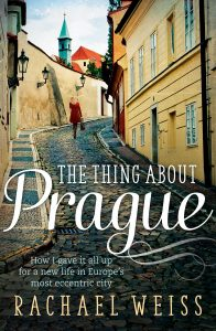 the thing about prague travel memoirs by women