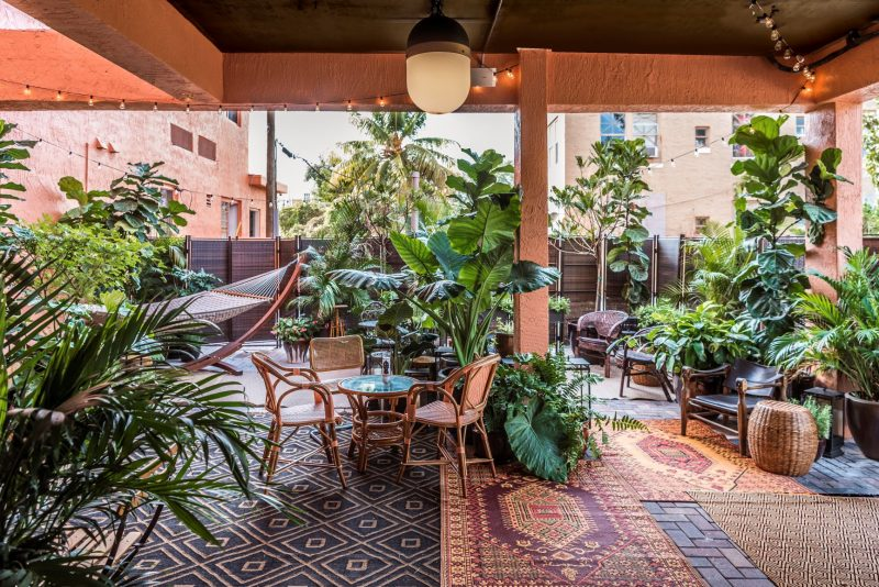 best miami hotels life house, little havana