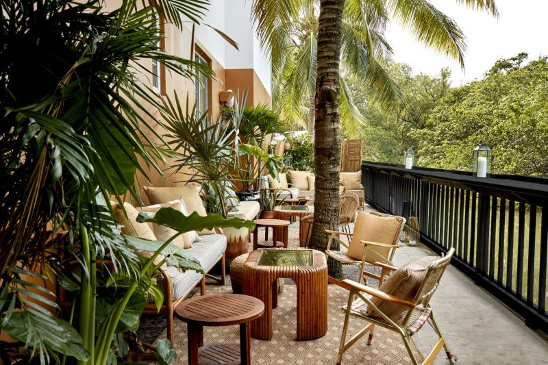 best miami hotels life house collins park