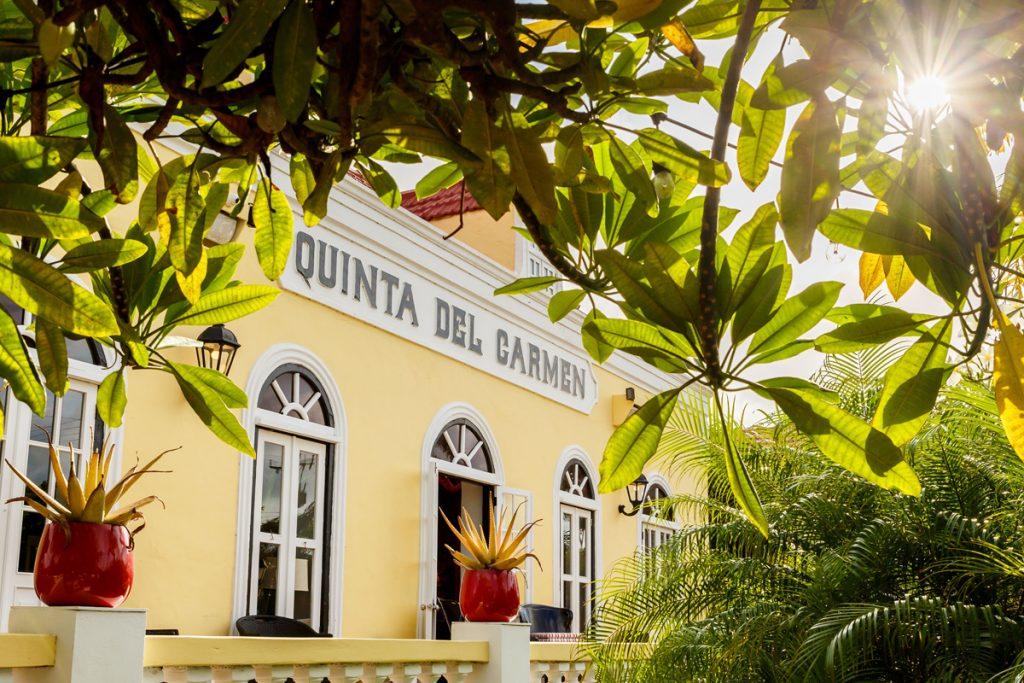 aruba travel guide quinta del carmen