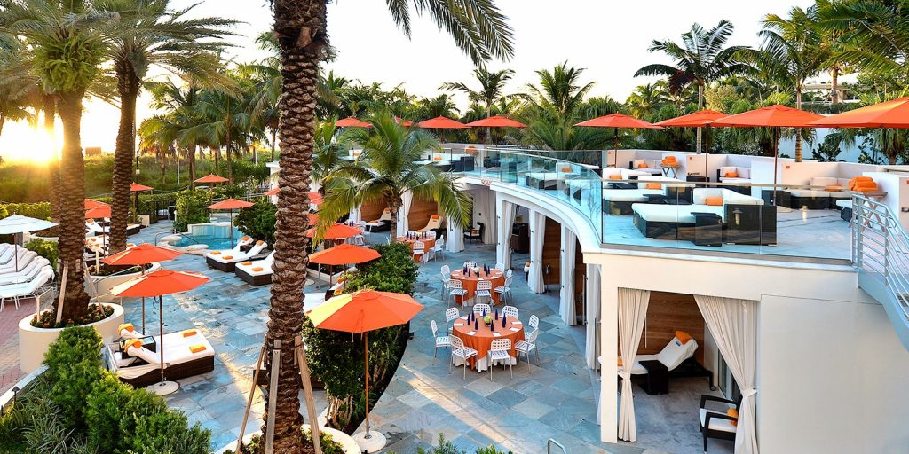 best miami hotels loews miami beach hotel