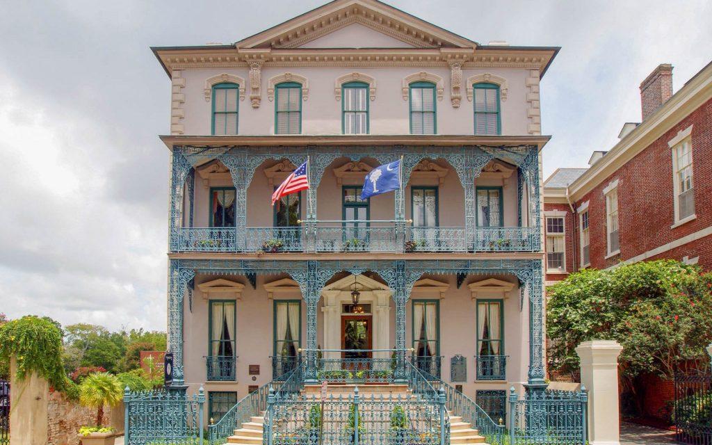 Weekend in Charleston john rutledge house inn