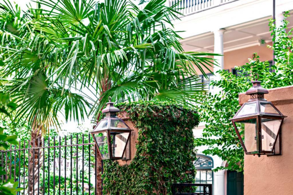 Weekend in Charleston planters inn