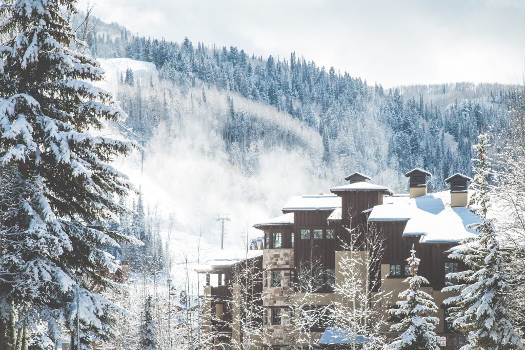 Ski Resorts in the Rocky Mountains
