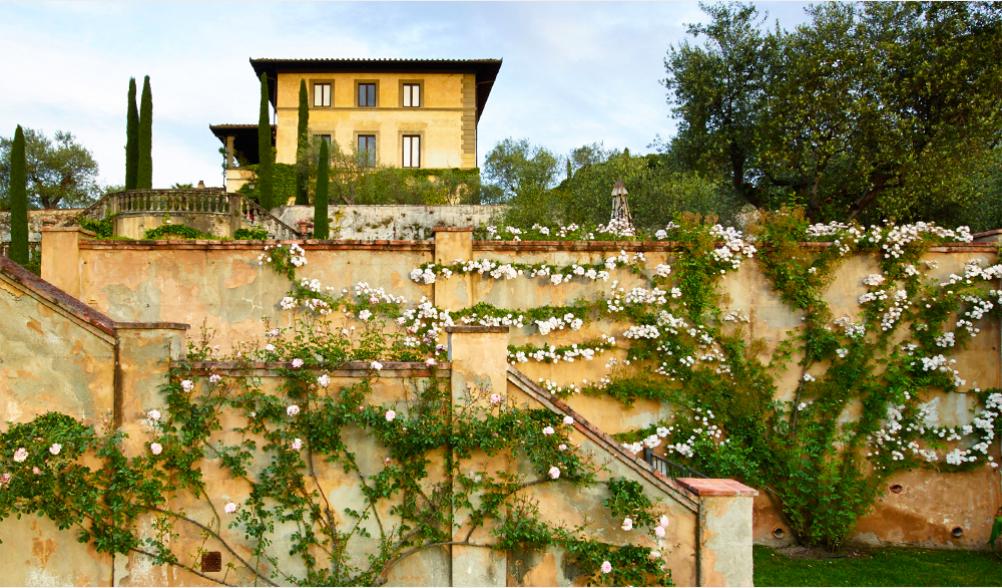 world's best villas villa il palagio
