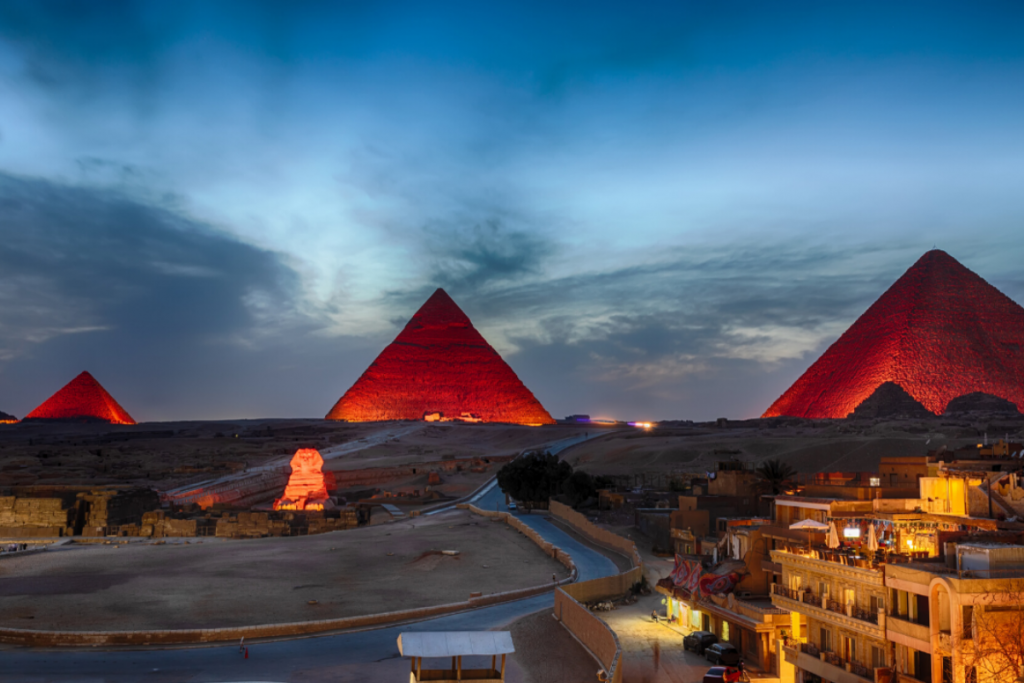 travel resolutions egypt