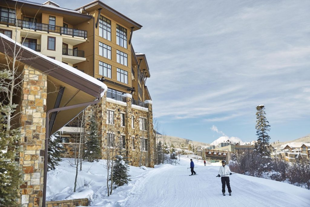 Ski Resorts in the Rocky Mountains viceroy snowmass