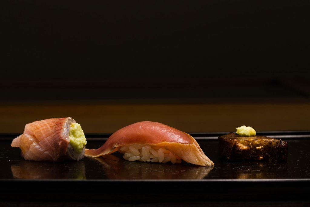 Sashimi in Tokyo sushisho masa