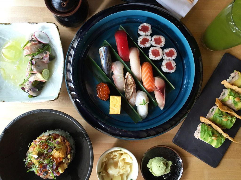 sashimi los angeles