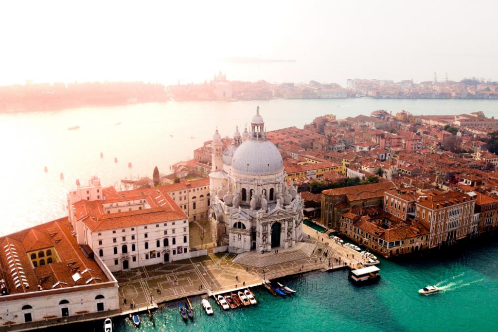 European Travel 2021 italy